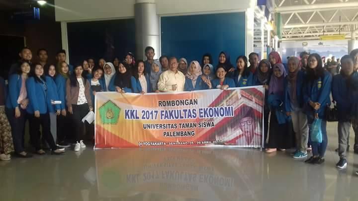 Kuliah Kerja Lapangan (KKL) Fakultas Ekonomi Tahun 2017